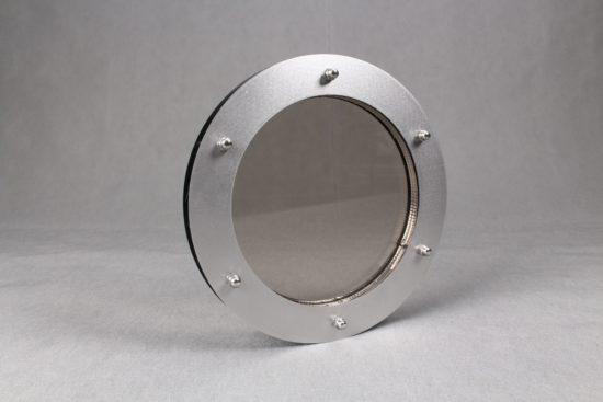 bulaj do drzwi 42 cm szkło przejrzyste zespolone