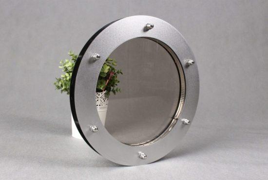 bulaj do drzwi 50 cm szkło przejrzyste zespolone